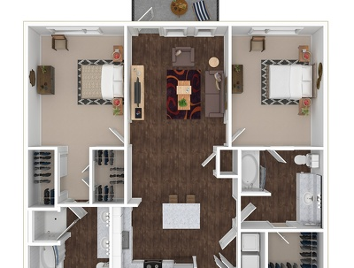 Give you high quality 3D floorplan