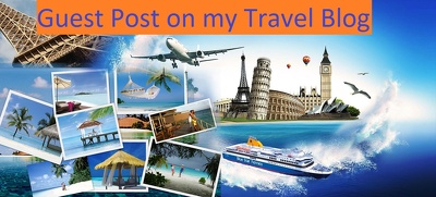 Guest post on my personal travel blog DA35+