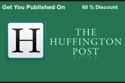 Get You Published On The Huffington Post DA97 PA95