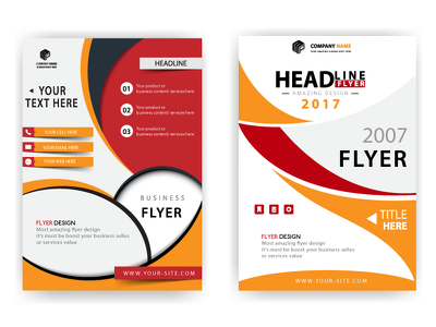 Design a flyers or posters with money back guarantee