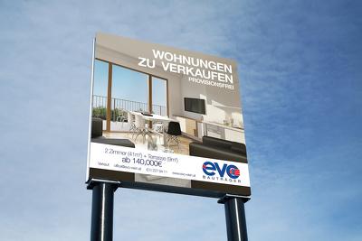 Design you a banner/billboard design