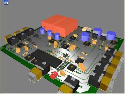 Design your printed circuit board