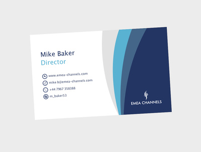 Design you a business card