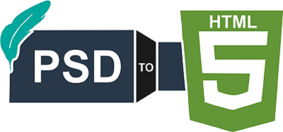 Convert PSD, JPG, PNG to responsive web page and web design.