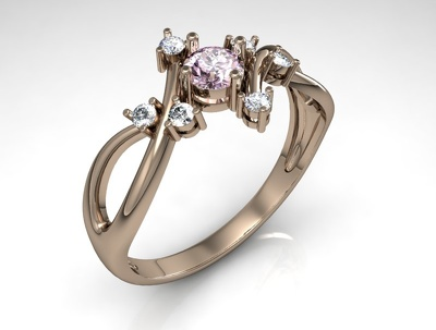3D model for jewelry production
