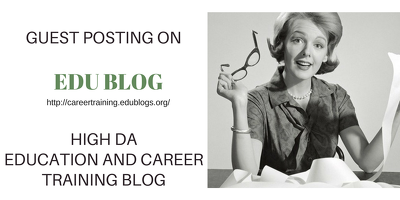 Guest Post on EduBlog - High DA Link Building