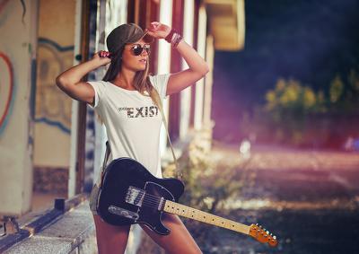 Make a HD t-shirt/hoodie/crewneck/tanktop mockups
