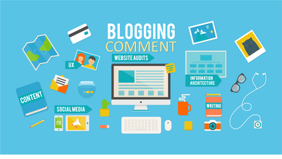 Manually 100  Niche Relevant Blog Comment For Your Website