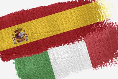 Traduzco del español al italiano y viceversa