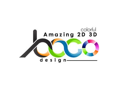 Do your 3d or 2d logo design professionally