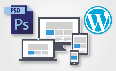 Build a Responsive WordPress Theme from a PSD - Fully Featured & SEO Friendly