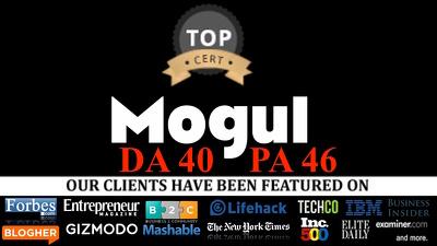 HQ guest posts :  write + Publish Guest Post On Onmogul Onmogul.com Dofollow Link