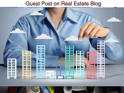 Do a guest post on a Real Estate site