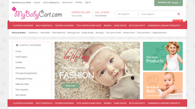 Install theme build ecommerce website online store