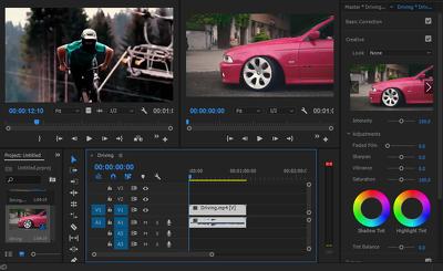 Edit 10 Video And Adjust Audio Setting