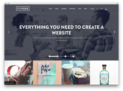 Build you a brand new responsive 6 page WordPress website