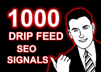 Create 1000 High Quality Drip Feed Social Signal From Top Social Site