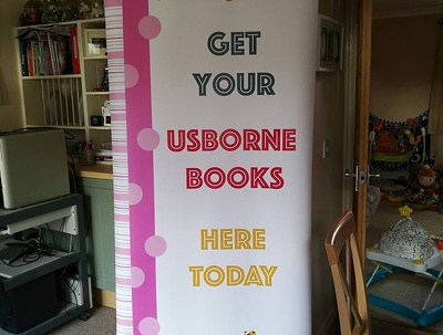 Design, print and delivery a pull up banner