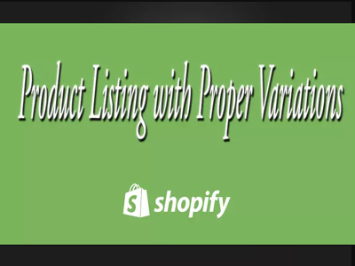 Add 50 Products To Your Shopify Site