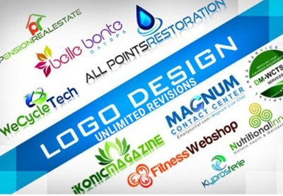 Design infinite professional logo (s) + unlimited revisions starting from