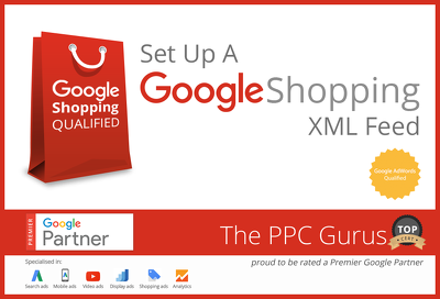 Set Up A Google Shopping XML Feed For Up To 200 Products