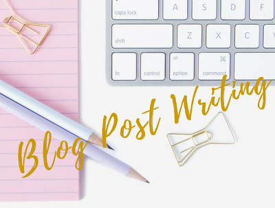 Create a well written blog post of 500 words with pictures