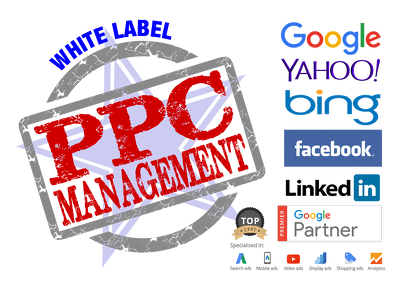 white Label Pay Per Click (PPC) Management