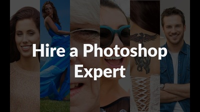 Do Any PHOTOSHOP Work Within 30 Hours