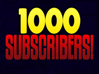 Video Marketing : 1000 YouTube Subscriber + YouTube View