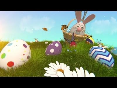 Create Easter Greetings video