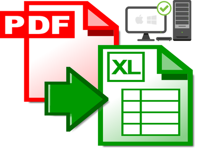 Convert your 1000 pages of  PDF file to, Word,Excel,As Notepad,copy ,typing.