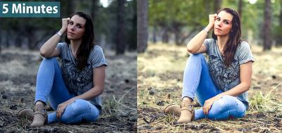 Edit photo professionally