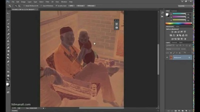 Convert your Photo Negatives to digital colour photo