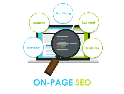 Detailed On-page SEO WIth Keyword Analysis and Competitor Analysis