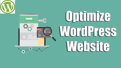 Optimize WordPress Website Services (SpeedUp 90/100)