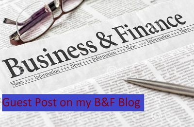 Guest post on my Business & Finance blog DA35+
