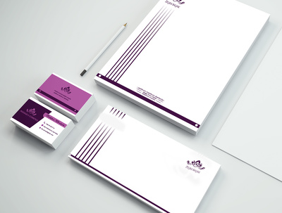 Premium Corporate Branding Package for your business - Logo &Prints