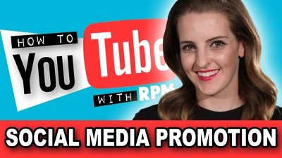 Traffic Boost YouTube Video, Organic Social Media Promotion
