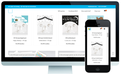 Provide ecoomerce responsive site using wocommerce