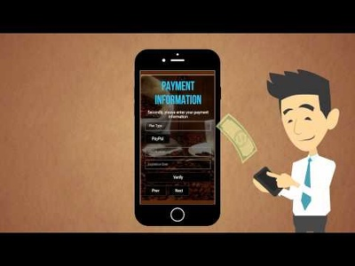Create a 1 minute Mobile App Explainer Video