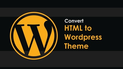 HTML and CSS / PHP site to Responsive WordPress | Redesign Website