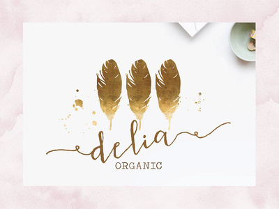 Design An ELEGANT Signature Or Brush Logo