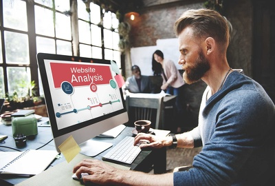 Analyse your website and highlight any changes needed to supercharge your website