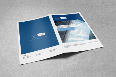 Design a professional brochure A4/A5 or Trifold or Flyer