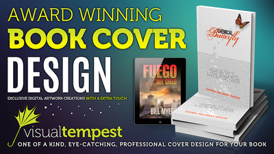 Design a professional ebook, book, createspace, kindle book cover