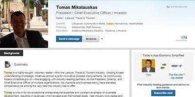 Create A Professional LinkedIn Profile
