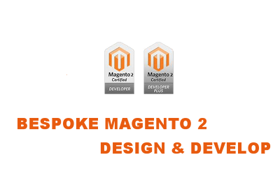 Design & Develop a bespoke Magento 2 Ecommerce Website