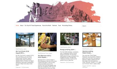 Design & develop responsive & SEO friendly WordPress  Blog with fast loading