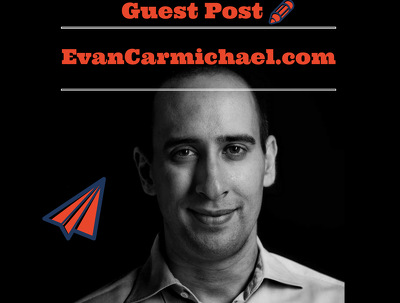 Write and publish guest post on Evancarmichael.com DA63 Website