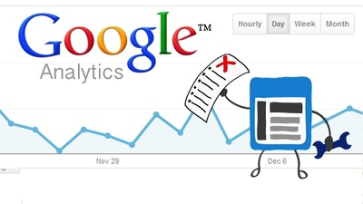 Install Google Webmaster Tools and Google Analytic on your Wordpress Website